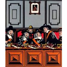 equipo crónica, tribunal de burgos, serigrafía